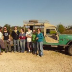 family tours - jeep trips in israel