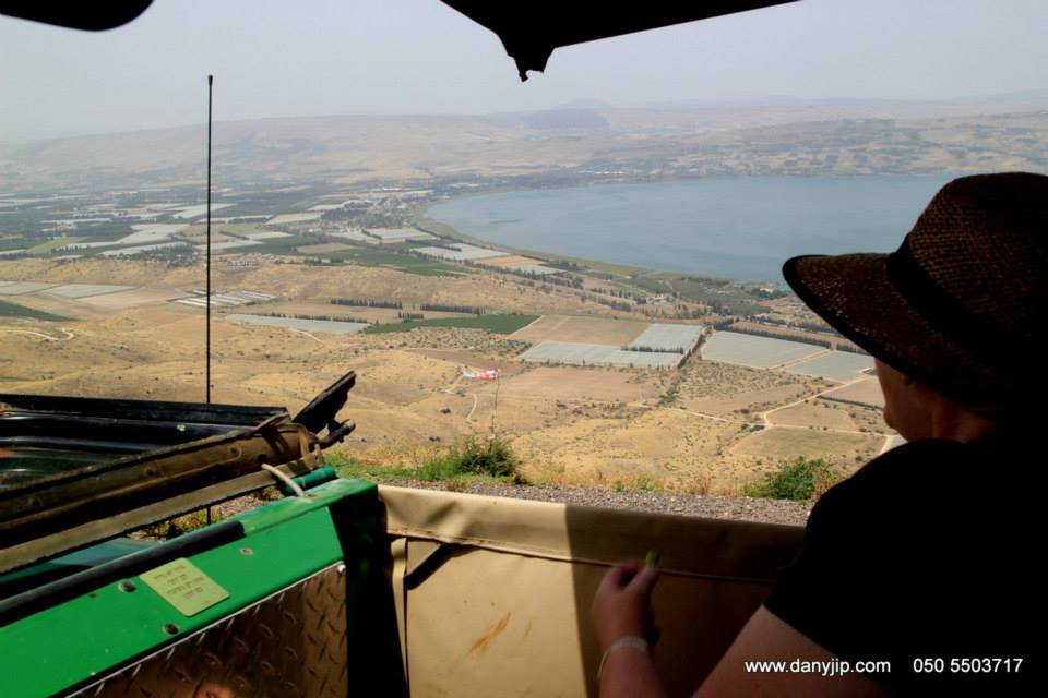 Round Kinneret Jeep Tours