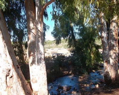 טיול ג'יפים בגליל המערבי לנחל געתון