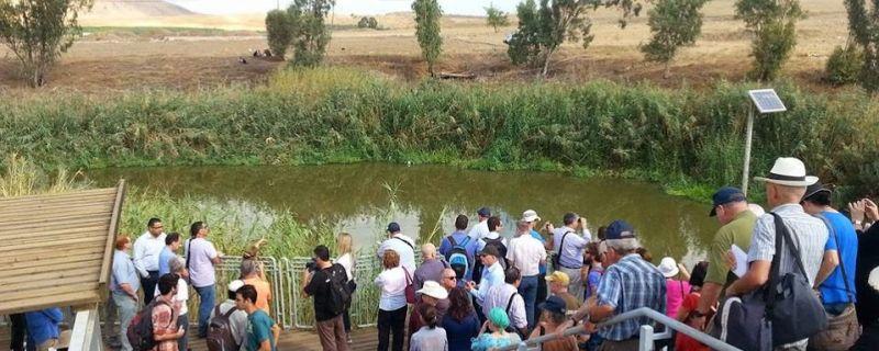 טיול ג'יפים וסיור מודרך לתצפיות טבע ונוף בעמק הירדן