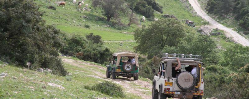 יום כיף בעמק יזרעאל