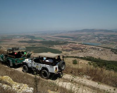 Jeep Tours in the North