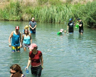 המלצה לטיול מים: נחל הקיבוצים