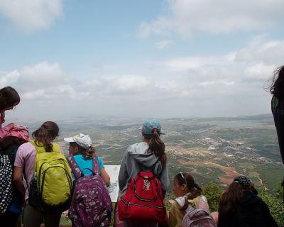 טיול בפסגות הגליל